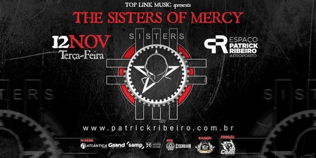 THE SISTERS OF MERCY ingressos