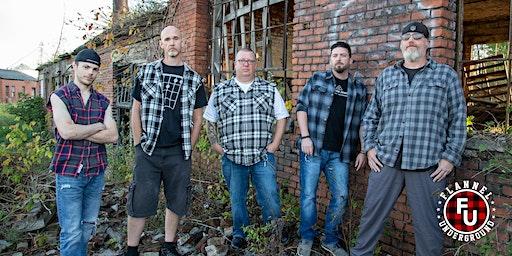 Flannel Underground 90's rock party