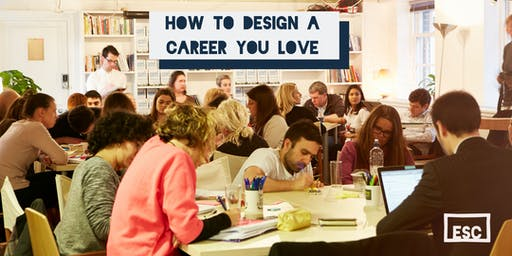 How To Design A Career You Love