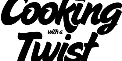 Cooking With a Twist ***** Private Party/Host: Aisha Moultry