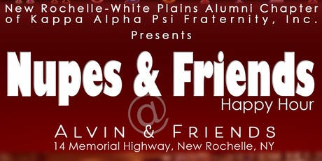 "NRWP ALUMNI Presents ""Nupes & Friends""  Happy Hour/Networking Mixer tickets"