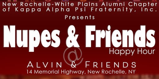 "NRWP ALUMNI Presents ""Nupes & Friends""  Happy Hour/Networking Mixer"