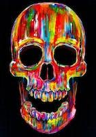Rock n Roll Paint Night