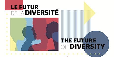 Colloque Futur de la diversité billets