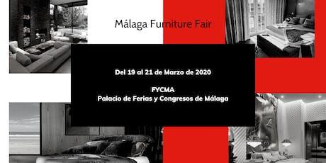 Málaga Furniture Fair entradas