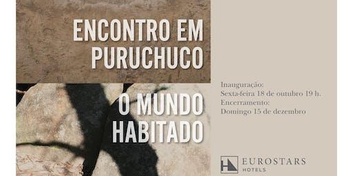 Exposição do artista Gustavo García no Eurostars Das Artes 4*