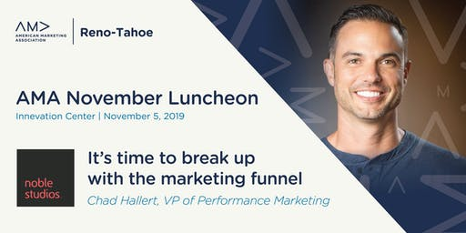 It's Time to Break Up With The Marketing Funnel