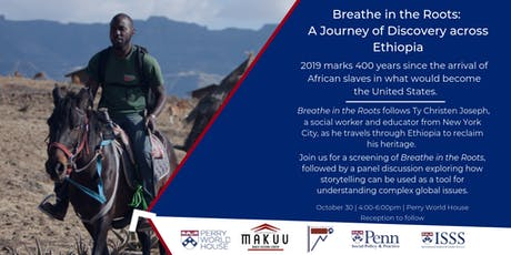 Breathe in the Roots: A Journey of Discovery across Ethiopia tickets