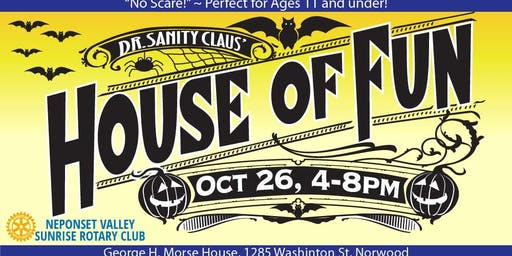 Rotary House of Fun!