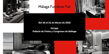 Profesionales - Málaga Furniture Fair entradas