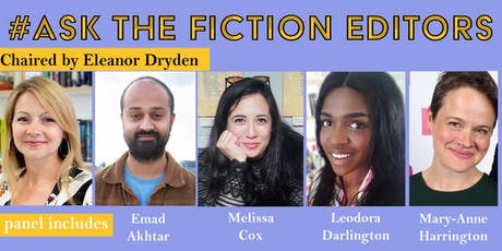 #Ask the Fiction Editors with THRIVE Hachette and Spread the Word tickets