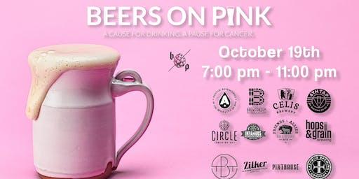 Beers on Pink 2019