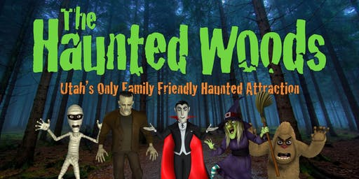 The Haunted Woods 2019