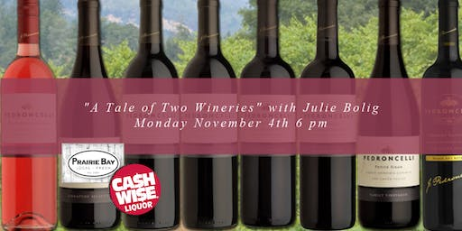 A Tale of Two Wineries - Wine Class