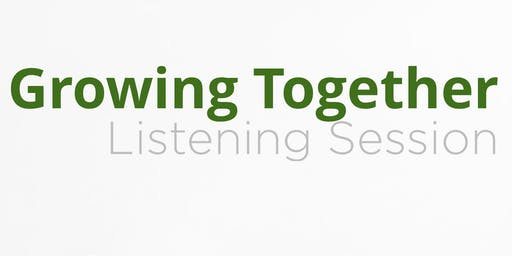 Growing Together - Young Adults Vision Night