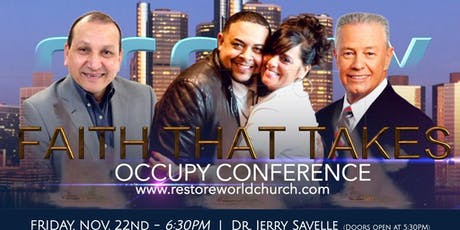 Occupy Conference 2019 | Faith That Takes tickets