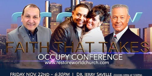 Occupy Conference 2019 | Faith That Takes
