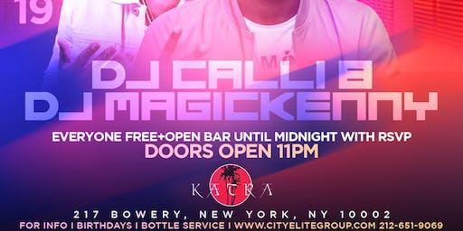 FREE Drinks for Certified Saturdays @ Katra Lounge