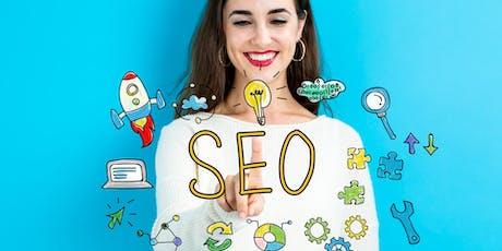 SEO Webinar: 5 Actionable Takeaway to Rank on Google  tickets
