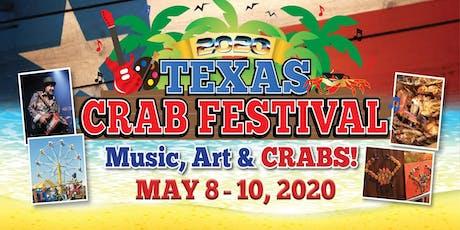 2020 Texas Crab Festival tickets