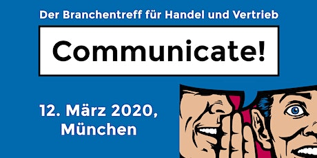 Communicate! 2020 Tickets