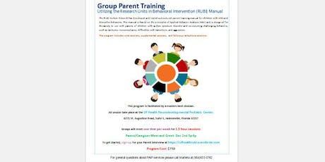 ($750-8 weeks)UF Health: RUBI Parent Training Meet and Greet tickets
