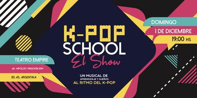 "K-pop School ""El Show"""