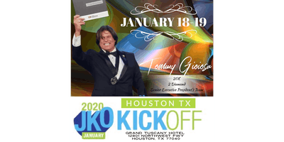 Houston  January Kick Off