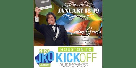 Houston  January Kick Off tickets