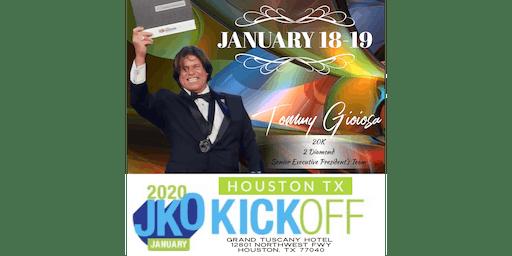Houston  January Kick Off