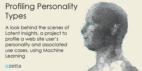 Profiling Personality Types tickets