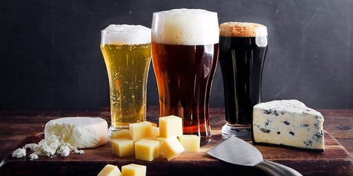 TFF Beer and Cheese Pairing!