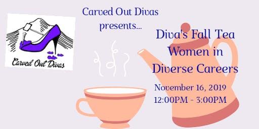 Diva's Fall Tea  - Women in Diverse Careers