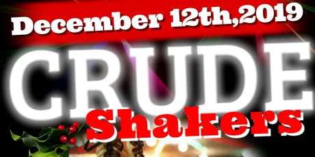 CRUDE Shakers - Roller Rink Networking Mixer! tickets