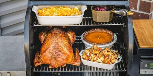 Thanksgiving Taste of Traeger Cooking Class