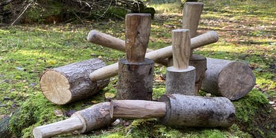 Woodland Tools - Sharp Tools Day