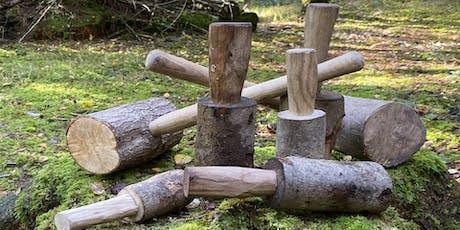 Woodland Tools & Sharp Tools Day tickets