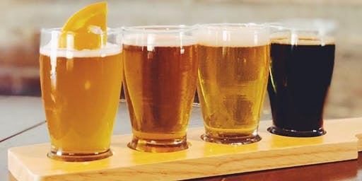 Beer Dinner with Huss Brewing