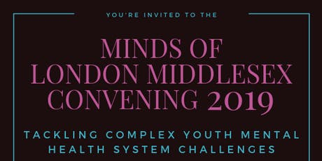 MINDS Of London-Middlesex Convening tickets