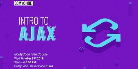 Intro to Ajax billets