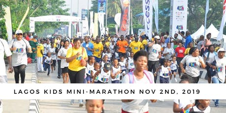 Lagos Kids Mini-Marathon 2019 tickets
