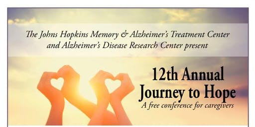 12th Annual Journey to Hope Caregiver Conference