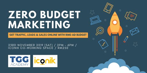 Zero Budget Marketing