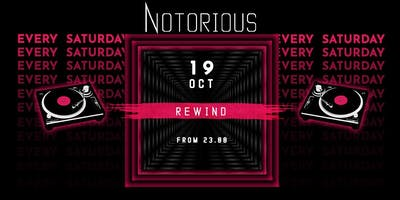 Notorious onSaturday - Season 2019/2020