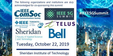 The 57th IEEE 5G Summit - Sheridan tickets
