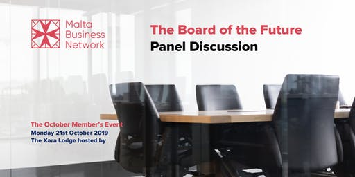 The Board of the Future | MBN October Members Event