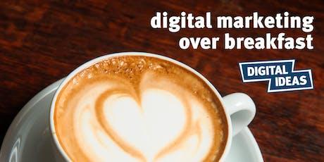 digital marketing over breakfast #21 Tickets