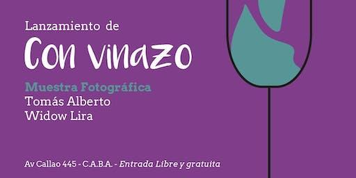 Muestra fotográfica + Degustación de vinos