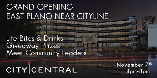 CityCentral Grand Opening Celebration- East Plano Near Cityline