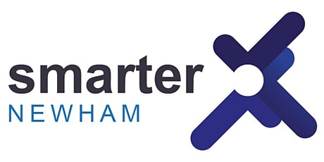 Smarter Newham Manager Workshop for DOCKSIDE tickets